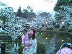 公園の池②
